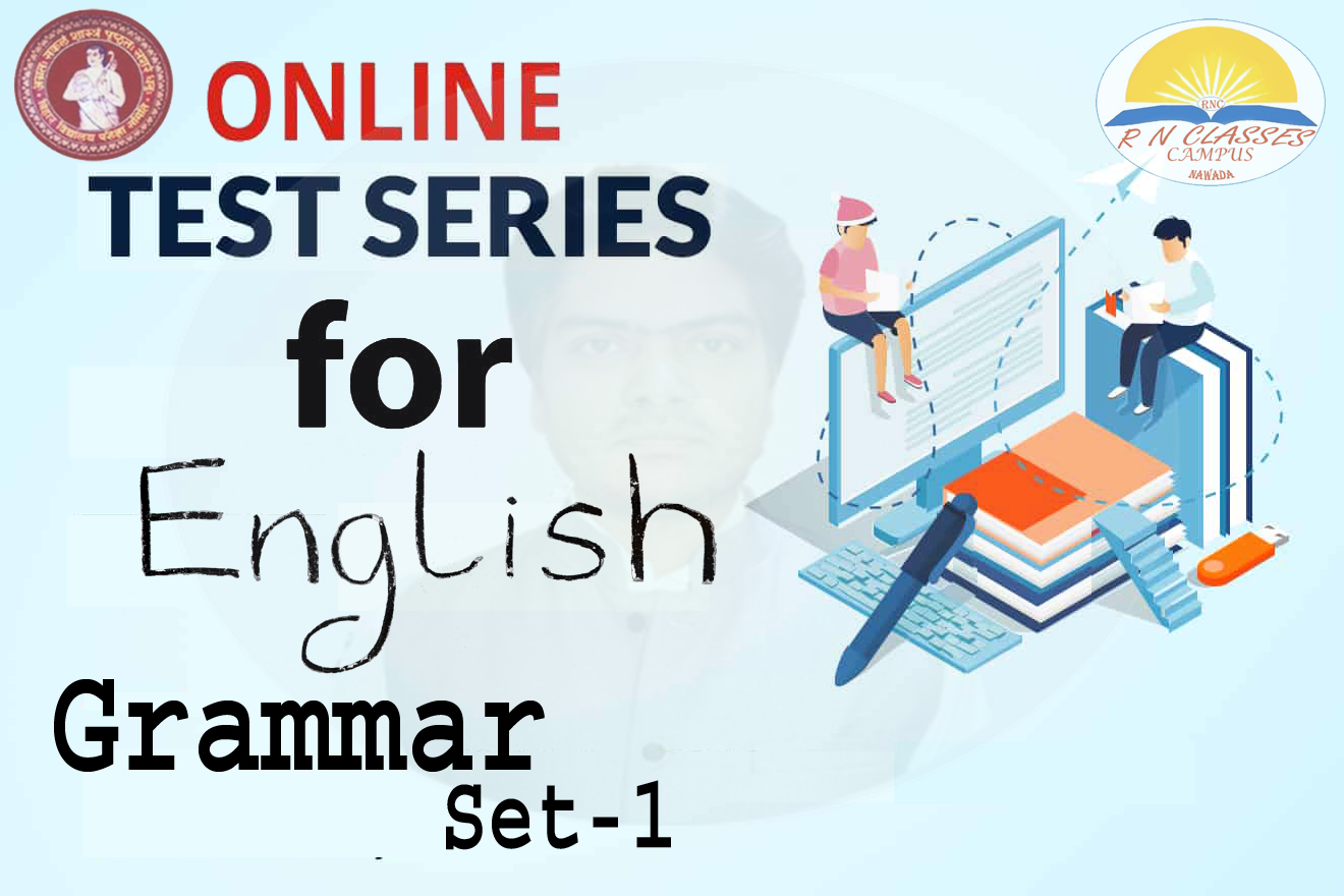 Bihar Board English Online Test Series